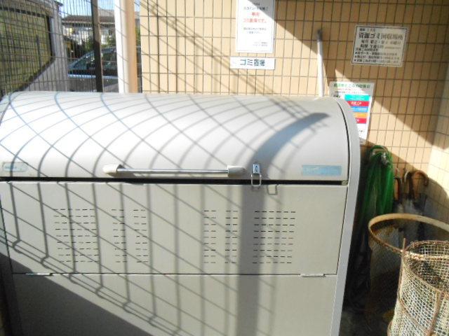 スカイコート川崎7共用設備