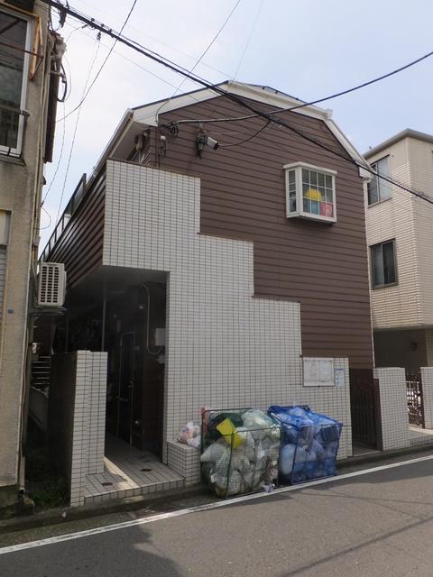 スカイピア西横浜の外観画像