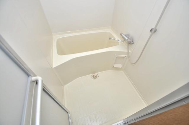 新深江池田マンション 一日の疲れを洗い流す大切な空間。ゆったりくつろいでください。