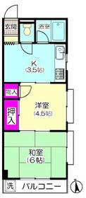 メゾンハピネス 105号室