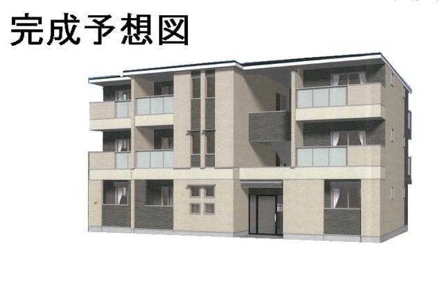 藤兵衛新田アパートの外観画像