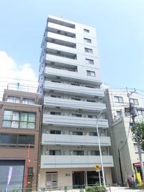スカイコート田端第3外観