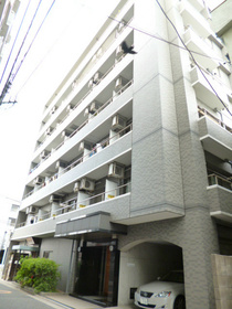 スカイコート武蔵関伊勢亀ビルの外観画像