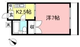 相武台前駅 徒歩14分2階Fの間取り画像
