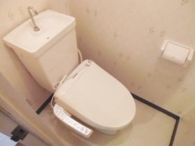 洗浄便座付のトイレです!