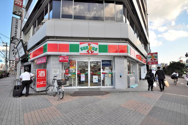 レオパレスフセアジロミナミ サンクス布施広小路店