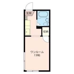 COMMODE山王 206号室