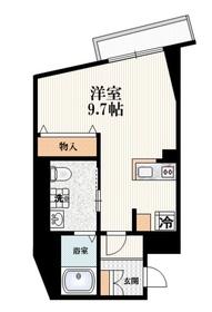 PASEO東武練馬3階Fの間取り画像
