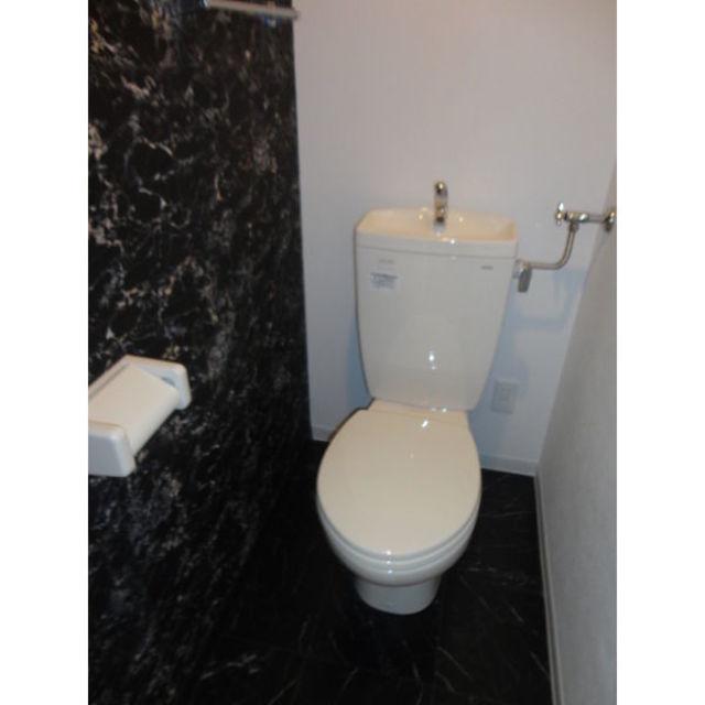 カーサ北3条トイレ