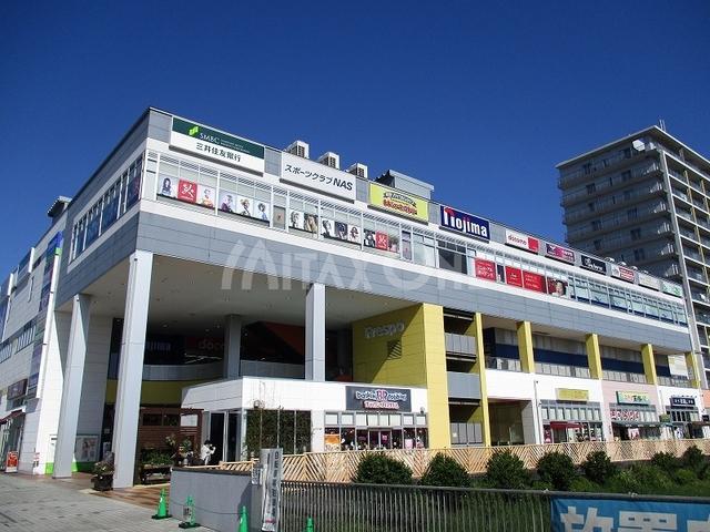 ベルヴィラージュ若葉台[周辺施設]ショッピングセンター