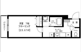 パールマンションI・S2階Fの間取り画像