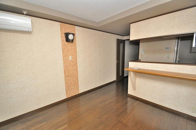 CTビュー永和 シンプルな単身さん向きのマンションです。