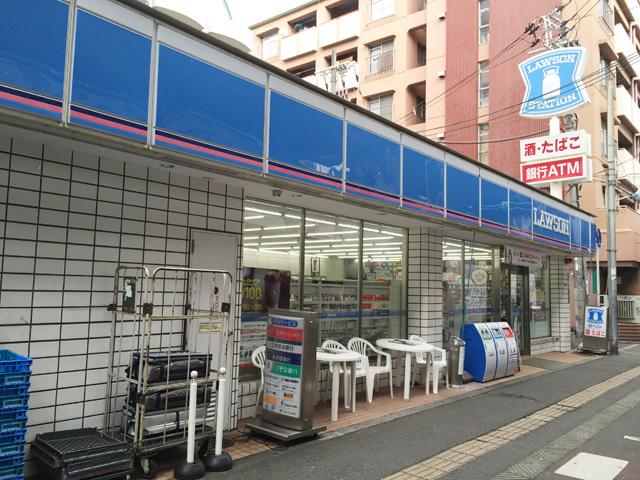 GS緑橋 ローソン東中本一丁目店