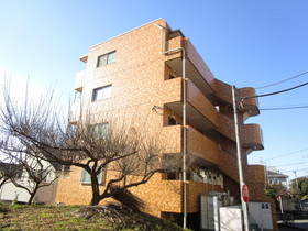 永山フラワーマンションの外観画像