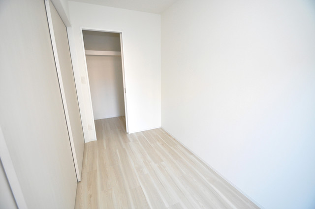 グランドゥーエ永和駅前 朝には心地よい光が差し込む、このお部屋でお休みください。