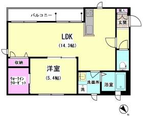 エクセルパール森ヶ崎 302号室