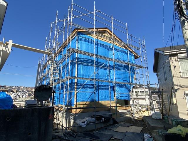 ドーム多摩 F棟の外観画像