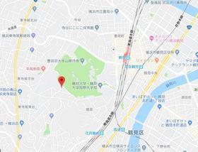 リブリ・東寺尾東台案内図