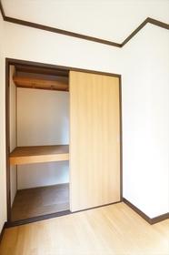 広々使える収納スペース