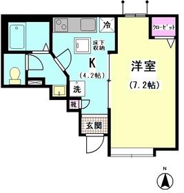プレシャスウエスト�U 102号室