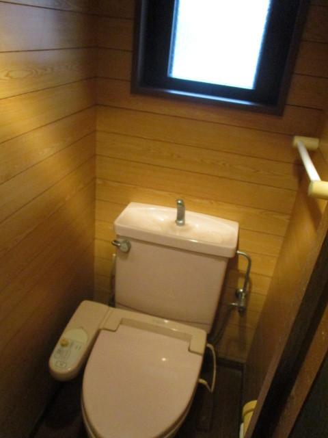 ストークハイツトイレ