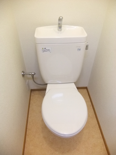 コーポDEWトイレ
