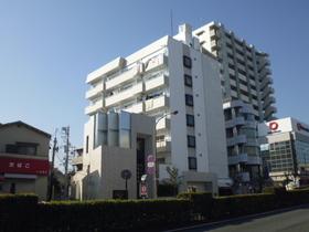 幸田セントラルマンションの外観画像