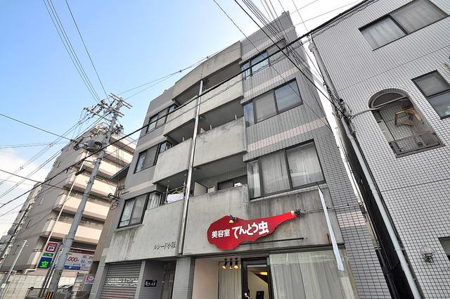 ルシード小阪 一目惚れしてしまうくらい素敵なマンションですね。