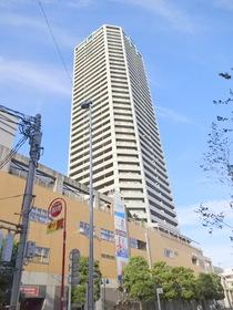 ライブタワー武蔵浦和の外観画像