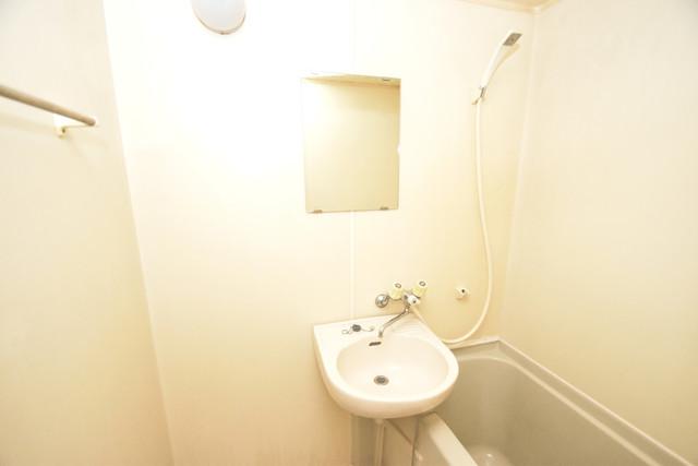 レスポワール 小さいですが洗面台もあります。