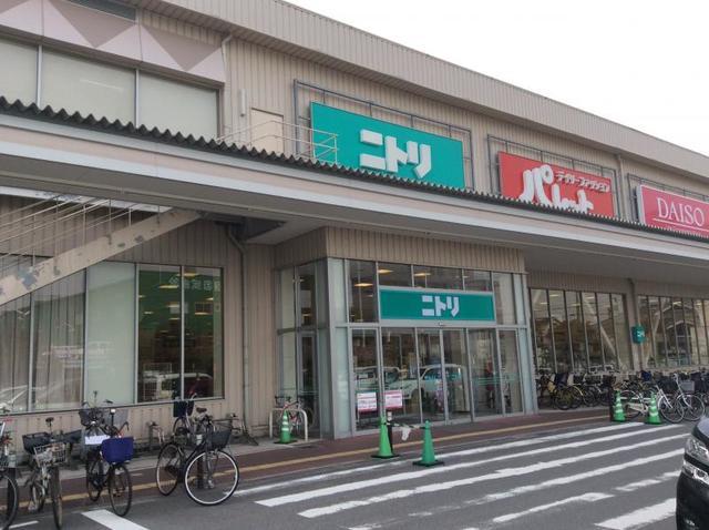 ニトリ平野店