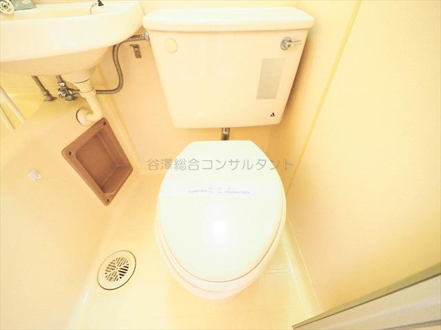 ライフコートトイレ
