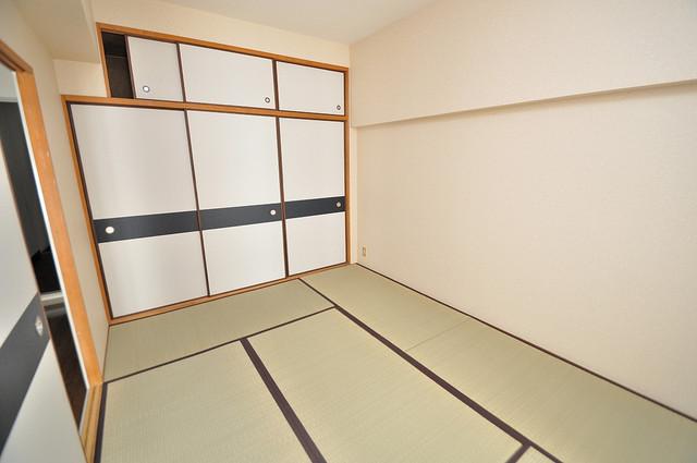 アバ・ハイム西村 もうひとつのくつろぎの空間、和室も忘れてません。