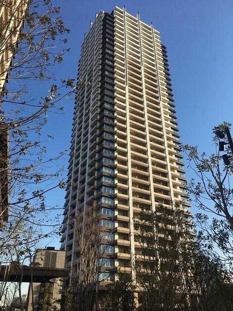 Brillia Towers 目黒サウスレジデンス外観