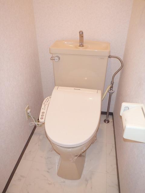 二俣川駅 徒歩8分トイレ