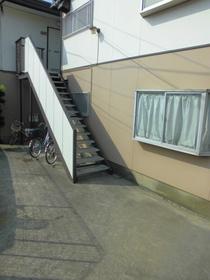 平間駅 徒歩10分エントランス