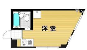 コーポ松澤3階Fの間取り画像