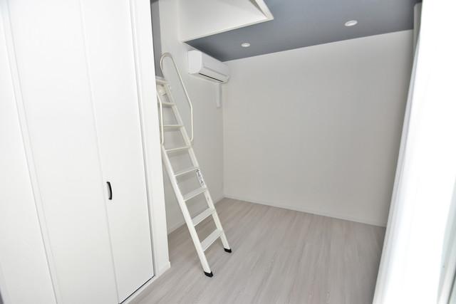 あんしん+衣摺(北棟) シンプルな単身さん向きのマンションです。
