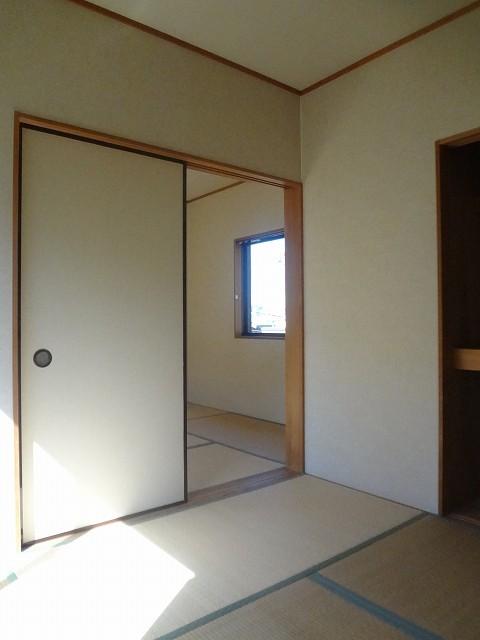 加藤ハイツ居室
