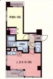 鶴見市場駅 徒歩21分1階Fの間取り画像