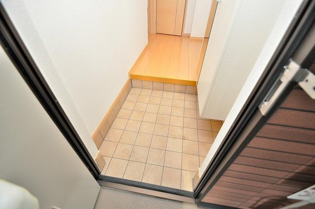 セレンディピティ・ちゅらヴィラ 玄関口が大きいので、とても解放感があります。