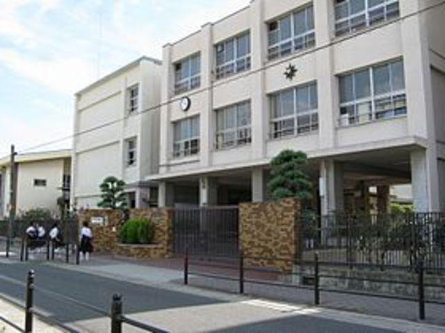 ポルト巽 大阪市立新生野中学校