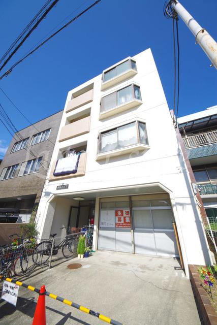 大阪市都島区内代町3丁目の賃貸マンションの外観