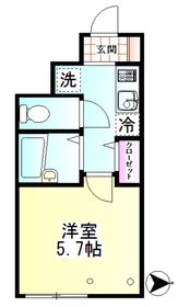 ROW HOUSE 南蒲田 107号室