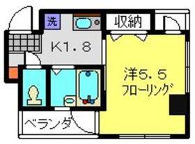 アルス佐藤4階Fの間取り画像