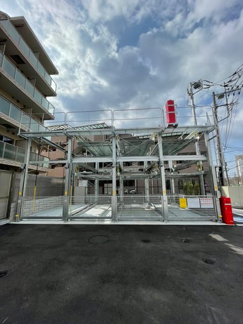 N-stage Fujisawa駐車場