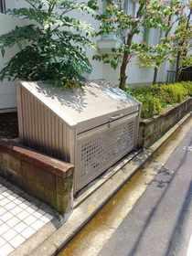 鹿島田駅 徒歩32分共用設備