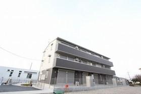 海老名駅 バス9分「サンパルク650」徒歩6分の外観画像