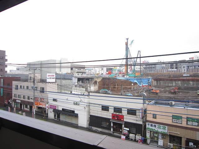 二俣川駅 徒歩2分景色