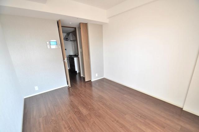 セイワパレス玉造上町台 シンプルな単身さん向きのマンションです。
